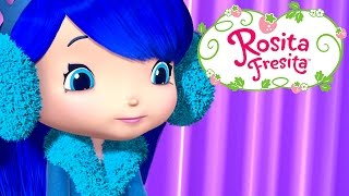 Repeat youtube video Rosita Fresita ★🍓 SKITIES DE HIELO HD 🍓★ Aventuras en Tutti Frutti