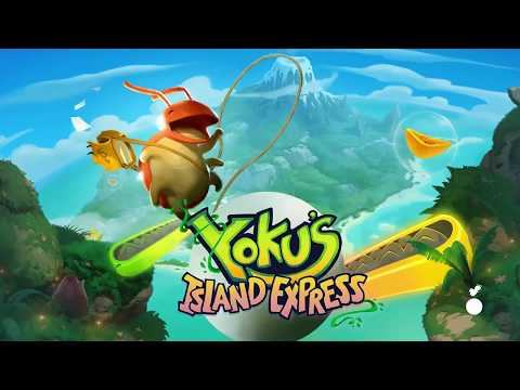 Kontrollbehov spelar Yoku's Island Express  