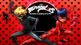 MIRACULOUS 🐞 TITELSONG 🐞 Geschichten von Ladybug und Cat Noir