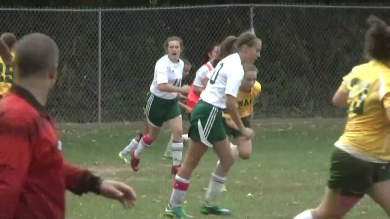 NAC - Chazy Modified Girls  9-28-15