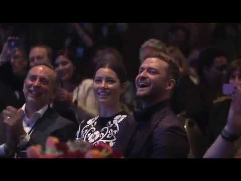 Justin Timberlake - Memphis Music Hall of Fame Induction Speech