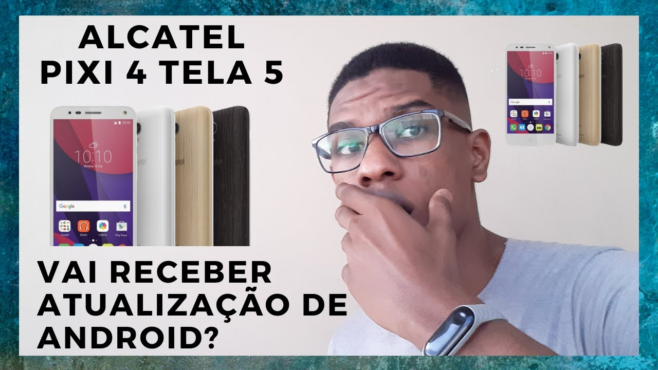 Alcatel 5 Android Nougat Videos - Waoweo