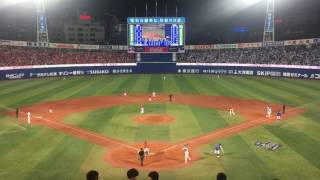 20170428 横浜DeNAベイスターズ 8回裏 攻撃