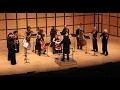 Mozart String Quartet No  17 K 458 4th mov