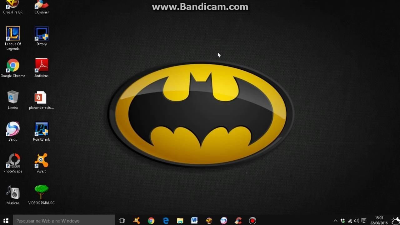 Como Colocar Papel De Parede No Windows 10