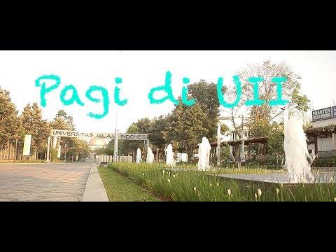 PAGI DI UNIVERSITAS ISLAM INDONESIA/MY EYES: #3