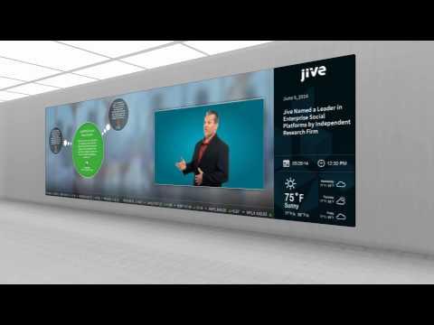 RMG Networks Video: Visual Internal Communications
