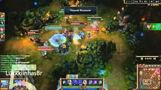 TOP 10   FIZZ PENTAKILL   League of Legends   Pentakill LOL HD FULL