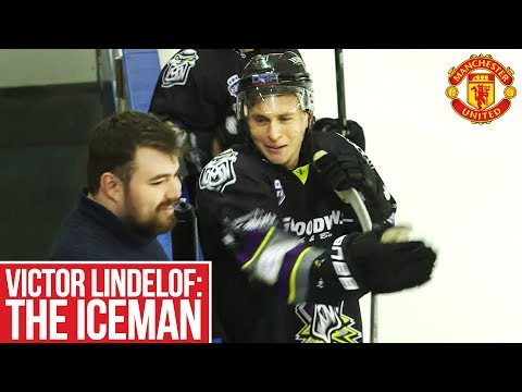 Victor Lindelof: The Iceman Meets Manchester Storm