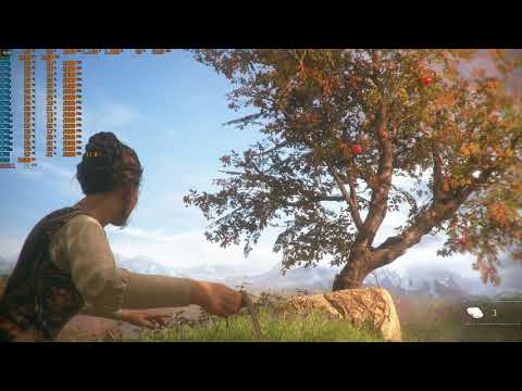 1080p Gaming: A Plague Tale Innocence (Ultra Preset on r9 290 + Xeon E5 2650)  