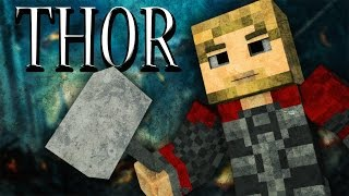 I AM THOR!! | Minecraft Custom Roleplay