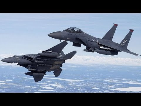 F-15 Eagle   The Toughest Planes In The World