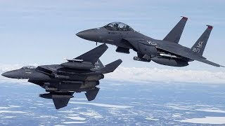 F-15 Eagle | The Toughest Planes in the World