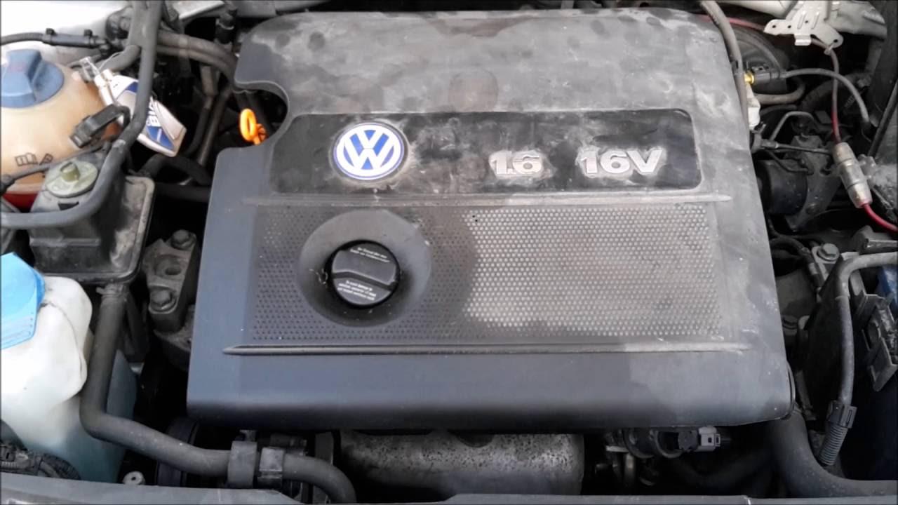 MotorSound: VW Bora 1.6 BCB 105 PS