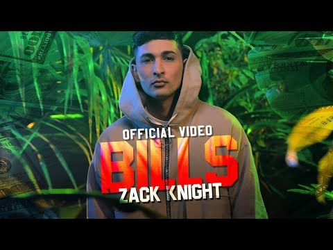 Zack Knight - Bills (Official Music Video)