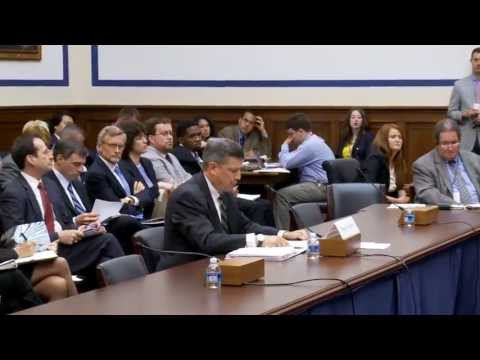 "Congressional Hearing: ""Innovative Financing for Intercity Rail"" (July 2013)"