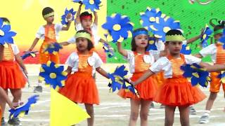 Blooming Blossoms - Pre Primary Drill
