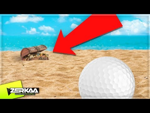 FIND THE TREASURE CHEST! (Golf It)