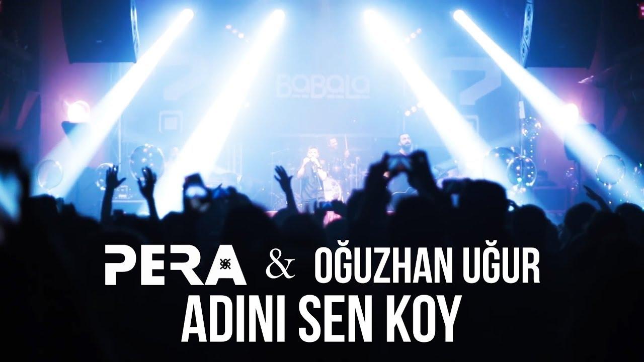 PERA feat. Oğuzhan Uğur - Adını Sen Koy (Müslüm Gürses Cover @Jolly Joker Ankara)