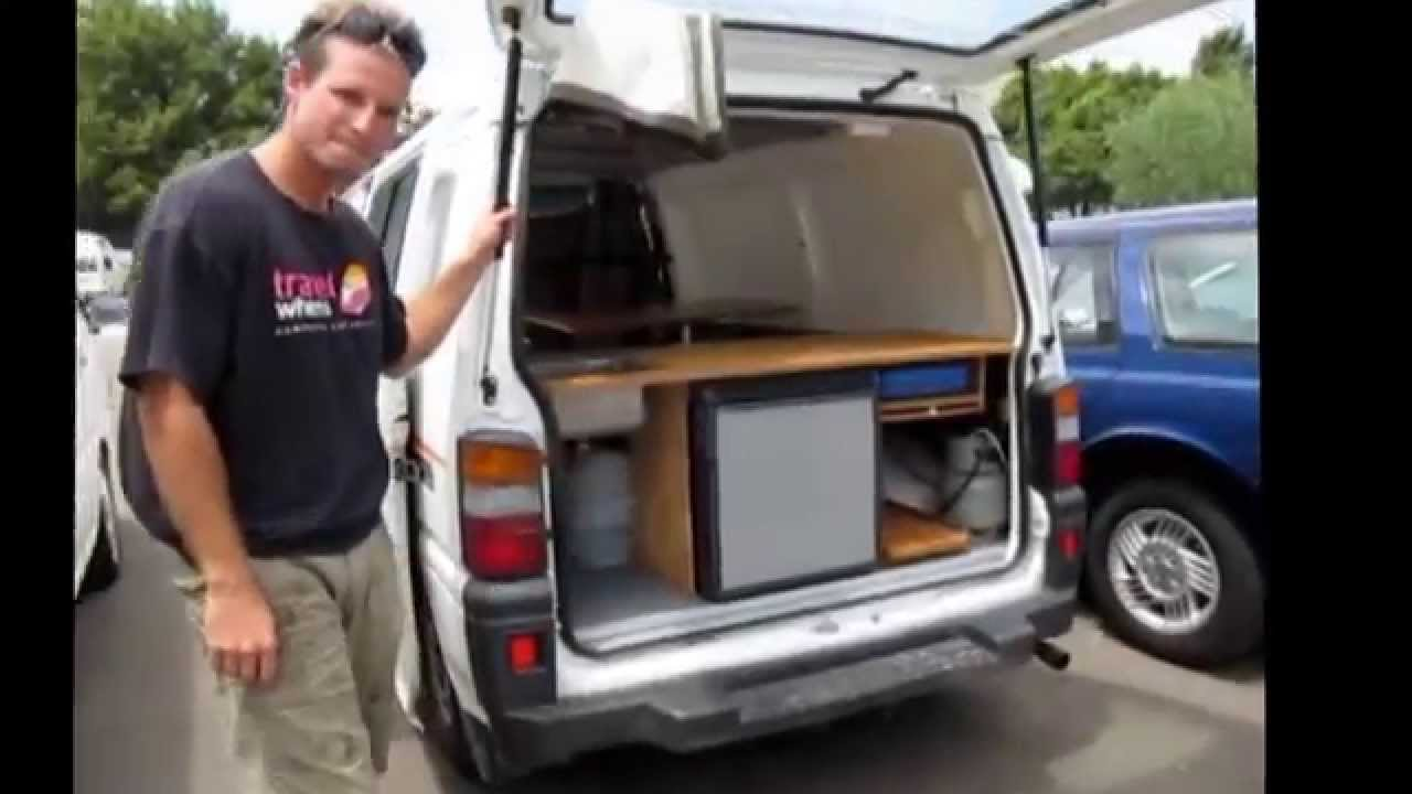 Campervans For Sale Australia Before Amp After Video Of