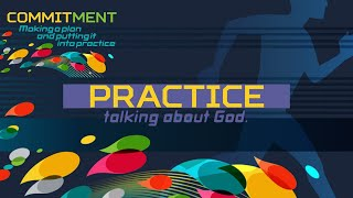 Run the Race: Practice Talking about God