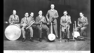 That's My Weakness Now - Tommy Kinsman And His London Frivolities Band - Homochord D 1276
