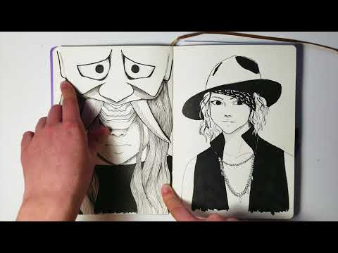 Sketchbook Review