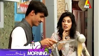 vuclip Famous Pakistani Chai Wala Arshad Khan making Chai in Live Show