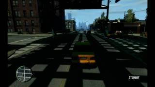 GTA IV PC - Maximum settings on HD4890 1GB & Q9300 3Ghz