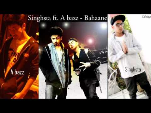 A bazz ft. Singhsta Zara Tasveer Se Tu Bahane