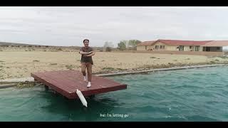 Gambar cover Kayden - Letting Go (Lyric Video)