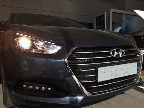 Review Hyundai i40 2016