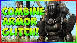 Fallout 4 - Armor Stack Glitch! Wear 2 Sets of Armor at the Same Time! (In Depth Tutorial)