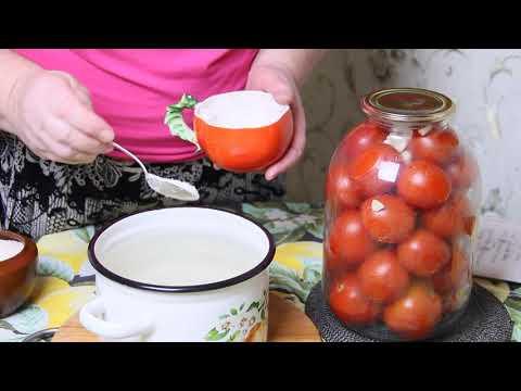 Как использовать маринованные помидоры