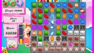 Candy Crush Saga Level 276 ~ SUGAR DROPS EXPLAINED