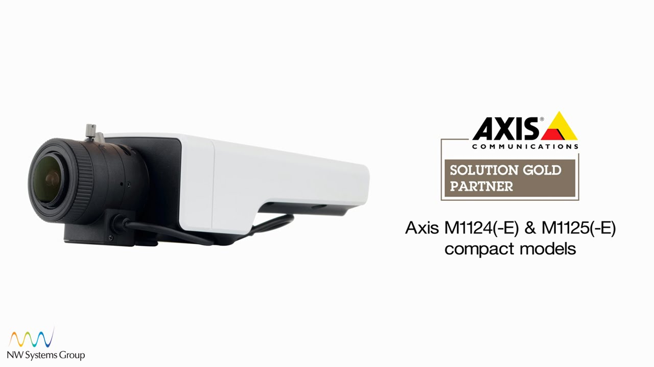 AXIS M1124-E Network Camera Drivers for Windows XP