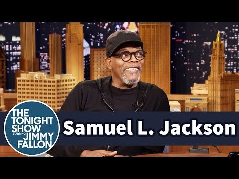 Blame Jimmy for Samuel L. Jackson's MF-ing Twitter
