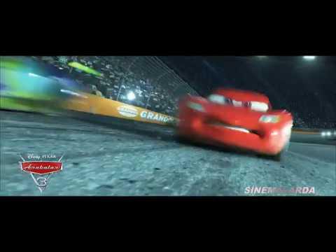 İzlenme Rekorları Kıran Disney Pixar Filmi Arabalar 3'ü İzlemeye Var Mısın?