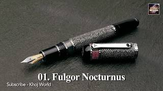 दुनिया के 5 सबसे महँगे पैन | अगर ये पेन आपके पास है तो आपको कमाने की जरूरत नहीं Khoj World