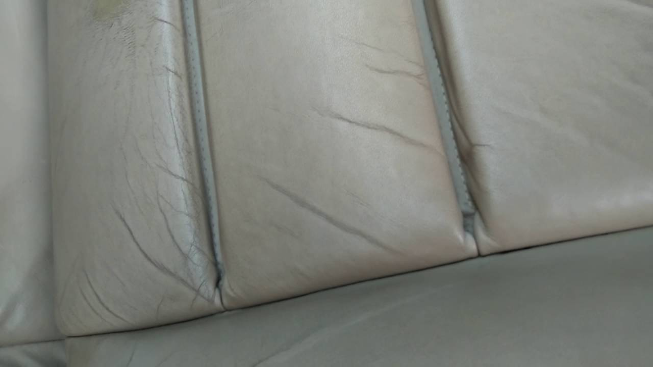 How To Clean Leather Car Seats With Baking Soda And Water Part Two