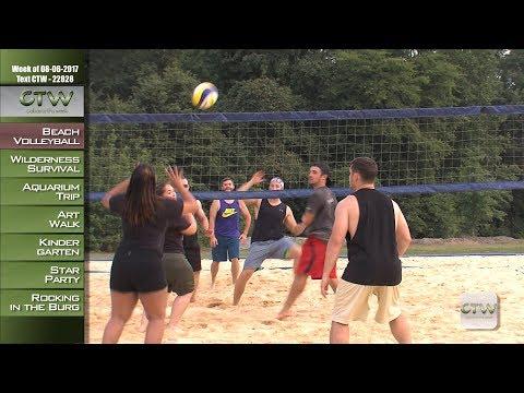 CTW Vietnam Veterans Park - Volleyball 08.06.2017
