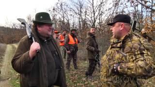 Охота в Болгарии на кабана видео