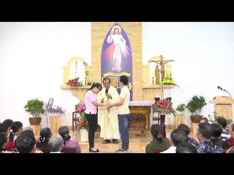 Bài giảng Lòng Thương Xót Chúa ngày 16/2/2017 - Cha Giuse Trần Đình Long