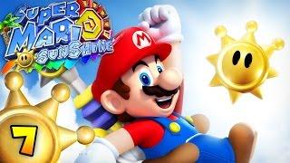 SUPER MARIO SUNSHINE : Episode 7 | Mario, t'abuses ! - Let's Play