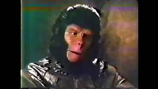 wkbs farewell to the planet of the apes promo 1981