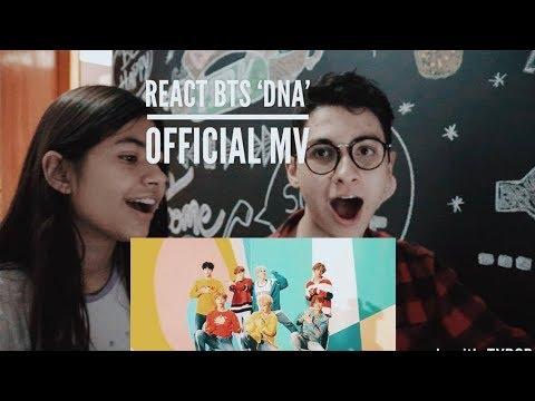 REACT/REAGINDO A BTS (방탄소년단) 'DNA' Official MV (K-Pop)