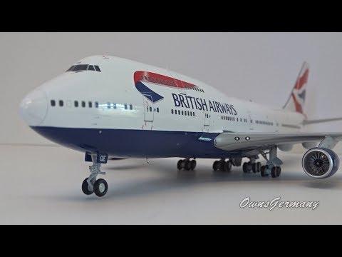 British Airways Boeing