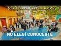 NO ELEGÍ CONOCERTE | BANDA MS | LETRA