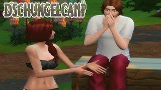 #01 Sims 4 - (YouTuber) Dschungelcamp Challenge [IBES] - Die ersten Probleme!