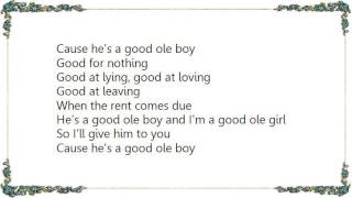 Watch Chely Wright Hes A Good Ole Boy video